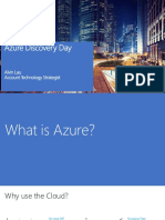 Azure Discovery Day