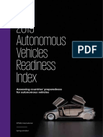 2019 Autonomous Vehicles Readiness Index
