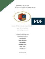 Análisis Contable de SEAT 2015 - 2017