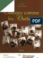 Cuisinez Comme Les Chefs