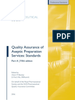 Rps Qaaps Standards Document