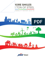 Corporate Sustainability Report 2014-15