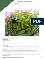 Aprenda a Fazer Doce de Jiló - Conheça Minas Na Cozinha