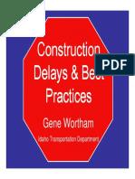 Wortham Delays