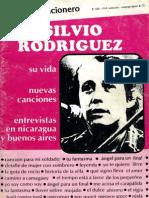 La Bicicleta - Cancionero Silvio Rodriguez - Abril 1985