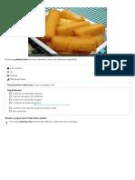 Polenta Frita - Tudoreceitas.com
