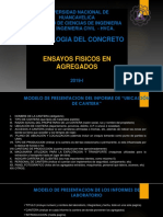 1° laboratorio tecnologia de concreto