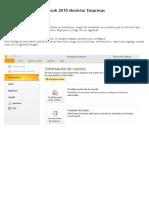 Cómo Configurar El Outlook Movistar