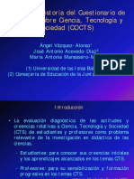 Breve Historia Del COCTS (1)