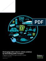 Delloitte Consulting Recharging India Electic Vehicles