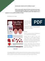 Xarelto Side Effects-pbn