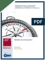 Gestión de la Innovación - Introducción