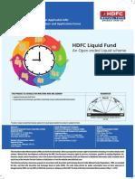 HDFC Liquid Fund - KIM Dated May 11, 2019_0