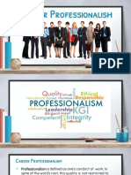 Career Professionalism - CSS