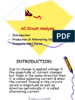 AC Circuit Analysis(VKM)