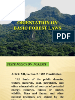 BASIC FORESTRY LAWS latest 2019.pptx