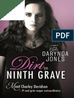 9 Dirt on Ninth Grave - Darynda Jones