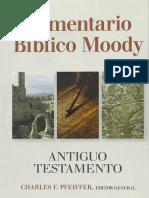 Comentario Bíblico Moody (ANTIGUO TESTAMENTO)