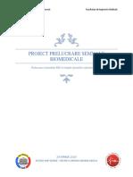 Proiect prelucrarea semnalelor biologice
