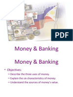 Money & Banking NOTES 8