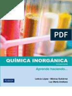 Química Inorgánica - Aprende Haciendo - Monica Gutiérrez