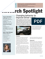 MDOT Research Spotlight Behavioral Countermeasures 377593 7