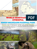 World Heritages – Ethiopia