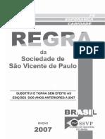 Regra Da Ssvp No Brasil