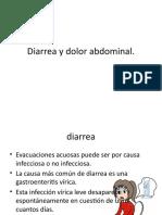 Diarrea y Dolor Abdominal