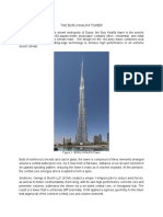 Assign No. 3 - Top 10 Tallest Building Damping System