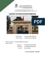 Rapport Mitioui