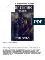 Ancient Strengthening Technique 1901-2000