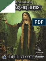 Genius Guide to the Cruorchemist