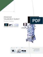 Advanced Visualization Catalog
