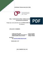Trabajo Final Fundicion de Arena -Fabricacion de Adornos Artesanales Yupi