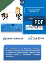 NCA Consultores - Perfil de La Empresa