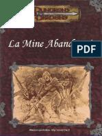 [Fr] DnD D20 La Mine Abandonnee