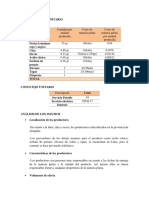 Precio, Insumos y Comercializacion de Enrgizante de Chía