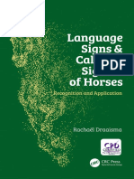 Language Signs and Calming Signals of Horses (VetBooks.ir)