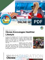 Delta State Government Online Newsletter #2