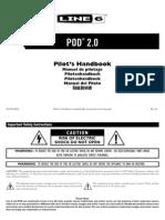 POD 2.0 Pilot's Guide (Rev B) - English