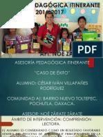 CASO DE EXITO COMUNIDAD A.pptx