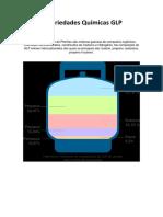 Propriedades Químicas GLP