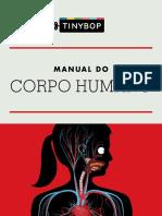 Tinybop EL1 Human Body Handbook PT
