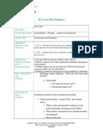 ss 5e lesson plan