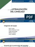 Industrialización Del Canelazo