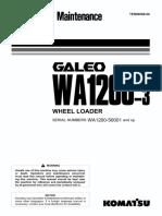 OMM WA1200-3-5001-Up TEN00069-00