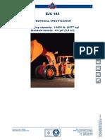 EJC145 especificacion