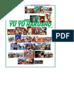Yu Yu Hakusho D20