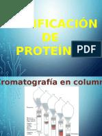 Purificación de Proteínas